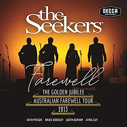 The Seekers - The Seekers - Farewell (2019) LEAK ALBUM