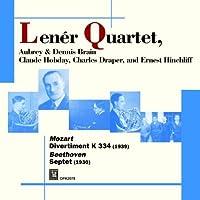 モーツァルト:ディヴェルティメントK.334|ベートーヴェン:七重奏曲