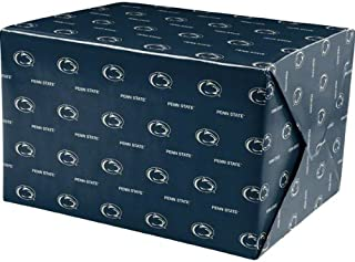 ncaa wrapping paper
