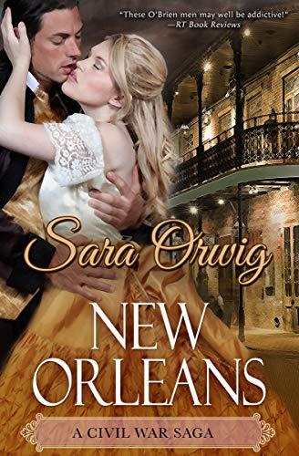 New Orleans (The Civil War Saga Book 1)