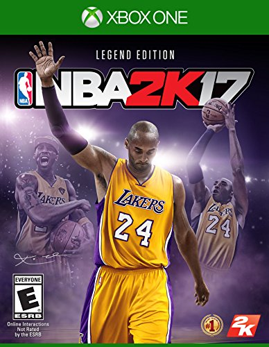 NBA 2K17 - Legend Edition - Xbox One