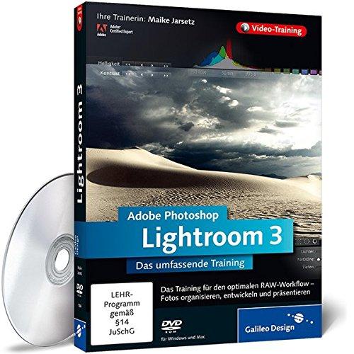 Adobe Photoshop Lightroom 3: Das umfassende Training [import allemand]