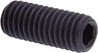Prime-Line 9186596 Socket Set Screws, Metric, M8-1.25 X 20MM, Black Oxide Coated Steel, 10-Pack
