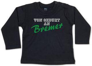G-graphics Baby Sweatshirt Von Geburt an Bremer 268.0115