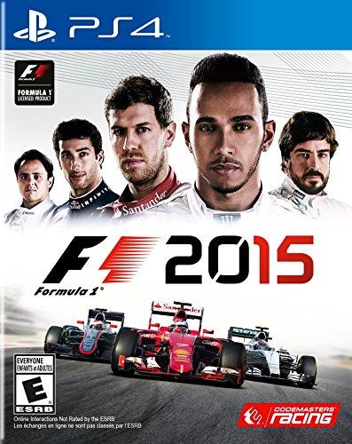 F1 2015 (Formula One) - PlayStation 4