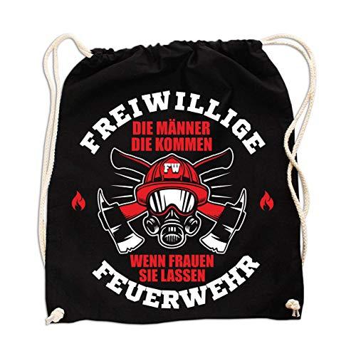 Rucksack FFW Freiwillige Feuerwehr Männer die kommen