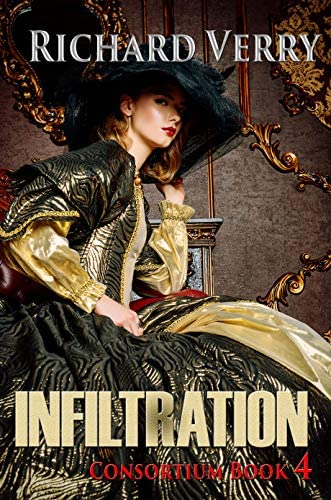 Infiltration Watch Your Back Consortium Series Book 4 product image