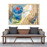 KWzEQ Imprimir en Lienzo Jugo de Fruta Arte de la Pared Imagen Decorativa decoración del hogar Sala de Estar sofá decoración de la pared60x90cmPintura sin Marco