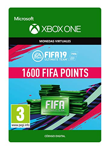 FIFA 19: Ultimate Team Fifa Points 1600 | Xbox One - Código de descarga