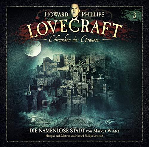 Chroniken des Grauens 3: die Namenlose Stadt (2lp) [Vinyl LP]