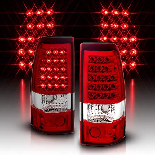 03 silverado led taillights - 9