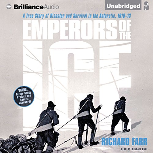 Emperors of the Ice audiobook cover art