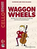 Waggon wheels +Online Audio File --- Violoncelle et Piano