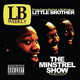 the minstrel show little brother