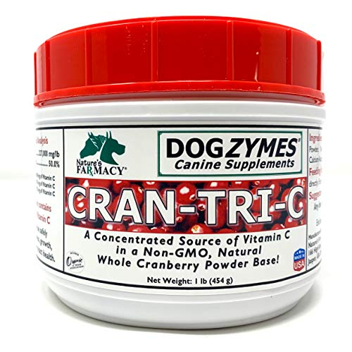 Dogzymes Cran Tri C Urinary Tract Support (1 Pound)