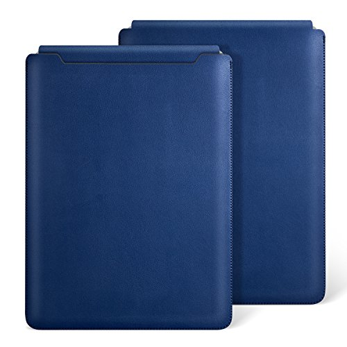 Ayotu MacBook Pro 13-Inch(A1706/A1708) Sleeve Case,Waterproof Sleek Soft Microfiber Felt Synthetic Leather Sleeve Case for 2016 Newest MacBook Pro 13 inch Retina Display A1706 and A1708,Royal Blue