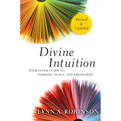 Divine Intuition audiobook cover art