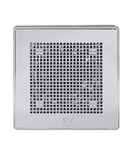 Vortice 11309 Aspiratore elicoidale per Parete Oro Bianco Metallizzato Punto