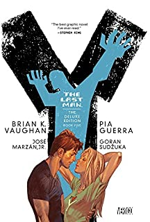 Y: The Last Man: Deluxe Edition Book Five (1401230512) | Amazon price tracker / tracking, Amazon price history charts, Amazon price watches, Amazon price drop alerts