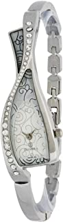 Watch by Olivera For Women, Quartz, Stainless steel - OL905