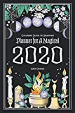Coloring Book of Shadows: Planner for a Magical 2020 - Amy Cesari