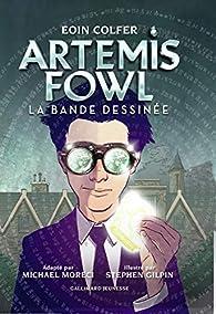 Artemis Fowl - La bande dessinée par Colfer