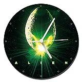 MasTazas Alien El Octavo Pasajero Reloj de Pared Wall Clock