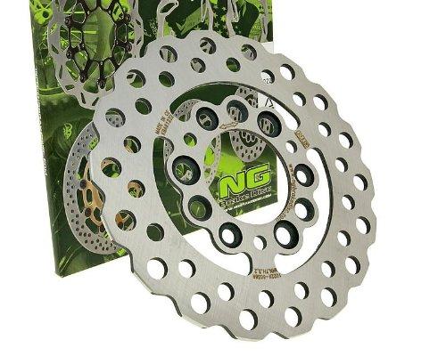 NG Multi Disc Bremsscheibe für Yamaha Aerox 100 (VORN/HINTEN), Neos 100 (VORN)