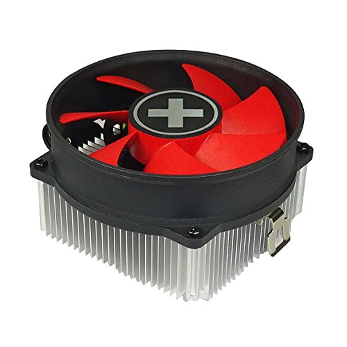 Xilence A250PWM - Ventilador de PC (Procesador, Ventilador, Socket 754, Socket 939, Socket 940, Socket AM2, Socket AM3, Socket AM3, Socket AM3+, Socket FM1,..., 9,2 cm, 1000 RPM, 2800 RPM)