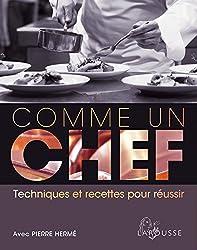 livre Comme un chef