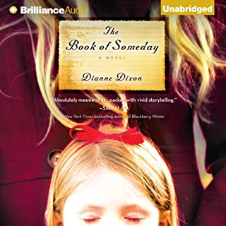 The Book of Someday audiobook cover art