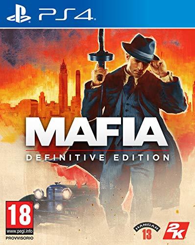 Mafia (Definitive Edition) - Playstation 4