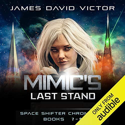 『Mimic's Last Stand Omnibus』のカバーアート