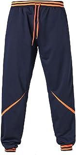 89e2fb2b22c2d OSYARD Pantalon Sport Homme Fitness, Leggings Homme Sport Cordon élastique  Taille Jointe Mode Nouveau Pantalon