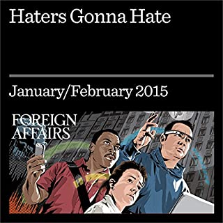 Haters Gonna Hate audiobook cover art