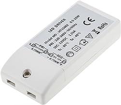 JZK Ingresso: 220-240 V, uscita DC 12V 1.25A, 15W Trasformatore convertitore alimentatore tensione costante per illuminazione lampada lampadina LED, 9.1×4.1×1.9 cm