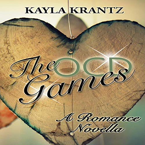 The OCD Games audiobook cover art