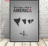 zhangdiandian Poster Es War Einmal In Amerika Godfather