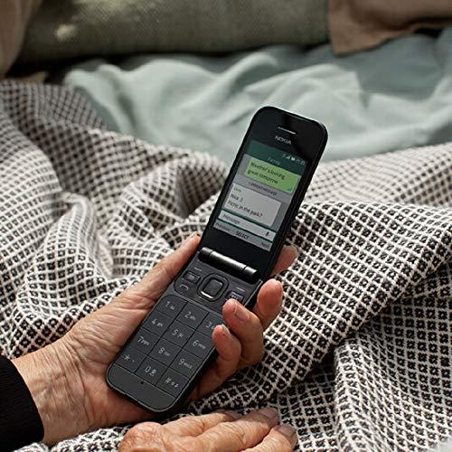 51iOI4qCNiL-「Nokia 2720 Flip 4G」をレビュー。通話専用と割り切れば悪くはないけどオススメはしない