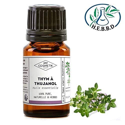 Etherische olie van Thujanol-tijm - MyCosmetik - 5 ml