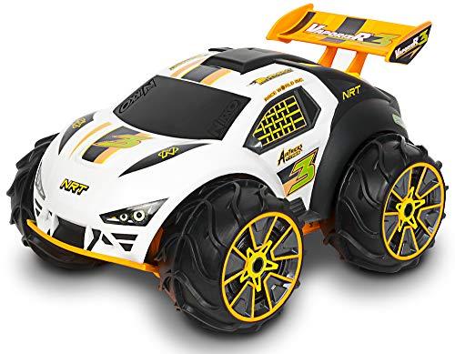 Nikko - VaporizR 3 - Steuerbares Auto - Ferngesteuertes Auto - RC Auto für Kinder mit Batterie - Wiederaufladbar - Wasserdicht - 22 x 31 x 18 cm - Orange
