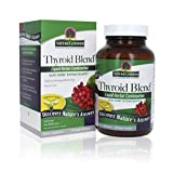 Natures Answer Thyroid Complete Liquid 90 Capsules | Promotes Thyroid Health | Natural Energy Booster | Helps with Metabolism