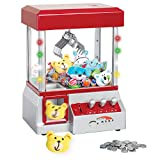 Best Claw Machines - Etna The Claw Toy Grabber Machine with Lights Review