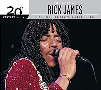 The Best Of Rick James 20th Century Masters The Millennium Collection
