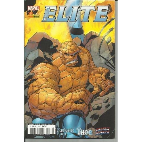 Marvel Élite N° 30 : \