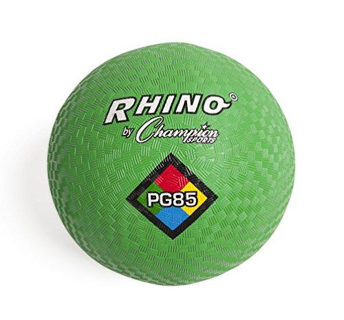 "Champion Sports 8-1/2"" Playground Ball, Green"