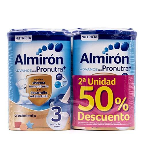 ALMIRON Advance 3 800G + 800G al 50%