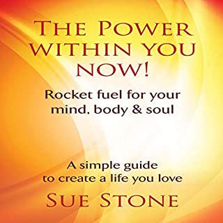 The Power Within You Now! audiobook cover art
