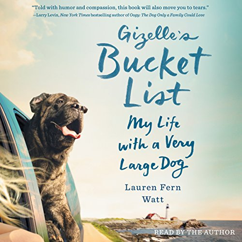 Gizelle's Bucket List audiobook cover art