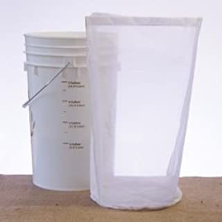 Nylon Sparging Bag for 6.5 Gallon Buckets